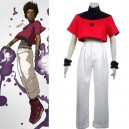 Supply King of Fighters Chris Halloween Cosplay Costume