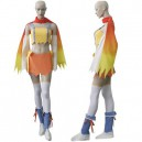 Kingdom Hearts 2 Fairy Rikku Halloween Cosplay Costume