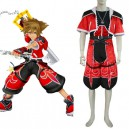 Supply Kingdom Hearts Sora Brave Form Halloween Cosplay Costume