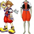 Supply Kingdom Hearts Sora Halloween Cosplay Costume