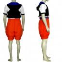 Kingdom Hearts Sora Halloween Cosplay Costume