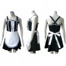 Supply Top Top Black Gothic Lolita cosplay costume