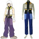 Unusual Kingdom Hearts Riku Halloween Cosplay Costume