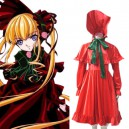 Rozen Maiden Reiner Rubin Lolita Halloween Cosplay