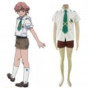 Supply Cheap Macross Frontier Mihoshi Academy Uniform Halloween Cosplay Costume