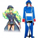 Supply Macross Frontier Galactic Nymph Halloween Cosplay Costume