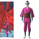 Supply Naruto Four-Tailed Monkey Halloween Cosplay Costume