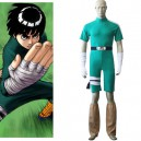 Supply Naruto Rock Lee Halloween Cosplay Costume