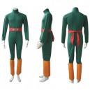 Naruto Rock Lee Halloween Cosplay Costume