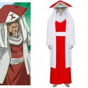 Supply Naruto Sarutobi 3rd Hokage Halloween Cosplay Costume