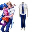 Supply Perfect Macross Frontier Mihoshi Academy Uniform Halloween Cosplay Costume