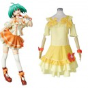 Supply Popular Macross Frontier Ranka Lee Halloween Cosplay Costume