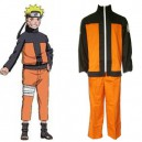 Supply Ideal Naruto Shippuden Uzumaki Men's Halloween Cosplay Costume