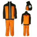 Ideal Naruto Shippuden Uzumaki Men's Halloween Cosplay Costume