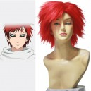 Supply Naruto Gaara 25cm Halloween Cosplay Wig