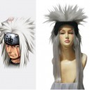 Supply Naruto Jiraiya 60cm Halloween Cosplay Wig