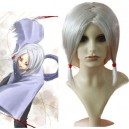 Supply Naruto Kimimaro Kaguya 40cm Halloween Cosplay Wig