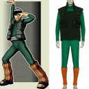 Supply Naruto Maito Gai Halloween Cosplay Costume
