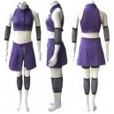 Naruto Shippuden Ino Yamanaka Women's Halloween Cosplay Costume