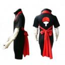 Naruto Shippuden Sasuke Men's Halloween Cosplay Costume