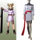 Naruto Temari Chunin Exam Halloween Cosplay Costume