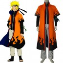 Supply Naruto Uzumaki Naruto 6th Hokage Halloween Cosplay Costume