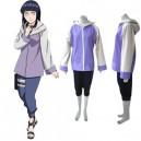 Supply Superior Naruto Shippuden Hinata Hyuga Women's Halloween Cosplay Costume