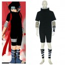 Supply Top Naruto Sasuke Uchiha Halloween Cosplay Costume