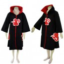Cheap Naruto Akatsuki Itachi Uchiha Deluxe Men's Halloween Cosplay Costume