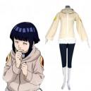 Naruto Hinata Hyuga Women's Halloween Cosplay Costume
