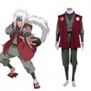Supply Naruto Jiraiya Halloween Cosplay Costume