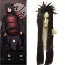 Supply Naruto Madara Uchiha 80cm Halloween Cosplay Wig