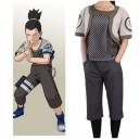 Naruto Nara Shikamaru Halloween Cosplay Costume
