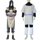 Naruto Orochimaru Men's Halloween Cosplay Costume