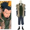 Naruto Shikaku Nara Halloween Cosplay Costume