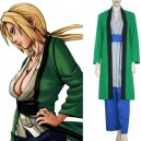Supply Naruto Tsunade 5th Hokage Halloween Cosplay Costume
