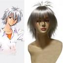Neon Genesis Evangelion Kaworu Nagisa Halloween Cosplay Wig