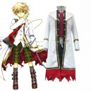 Supply Pandora Hearts Oz Vessalius With Over Coat Halloween Cosplay Costume