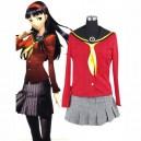 Supply Shin Megami Tensei-Persona 4 Yukiko Amagi Halloween Cosplay Costume