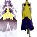Sailor Moon Luna Human Form Halloween Cosplay Costume