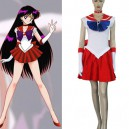 Supply Sailor Moon Sailor Mars Raye Hino Halloween Cosplay Costume