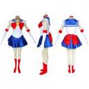 Sailor Moon Serena Tsukino Halloween Cosplay Costume