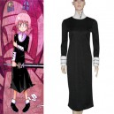 Supply Soul Eater Chrona Cosplay Costume-Halloween