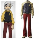 Supply Soul Eater Evans Cosplay Costume-Halloween