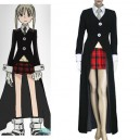 Supply Soul Eater Maka Albarn Cosplay Costume-Halloween