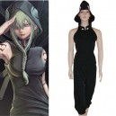 Supply Soul Eater Medusa Black Halloween Cosplay Costume
