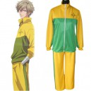 Prince Of Tennis Shitenhoji Middle School Winter Uniform Halloween Cosplay
