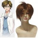 Supply Prince of Tennis Tezuka Kunimitsu Halloween Cosplay Wig