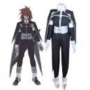 Supply Tales of Symphonia Kratos Aurion Cosplay Costume-Halloween