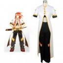 Tales of the Abyss Luke Fon Fabre Halloween Cosplay Costume
